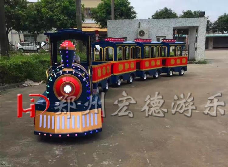 郑州无轨观光火车