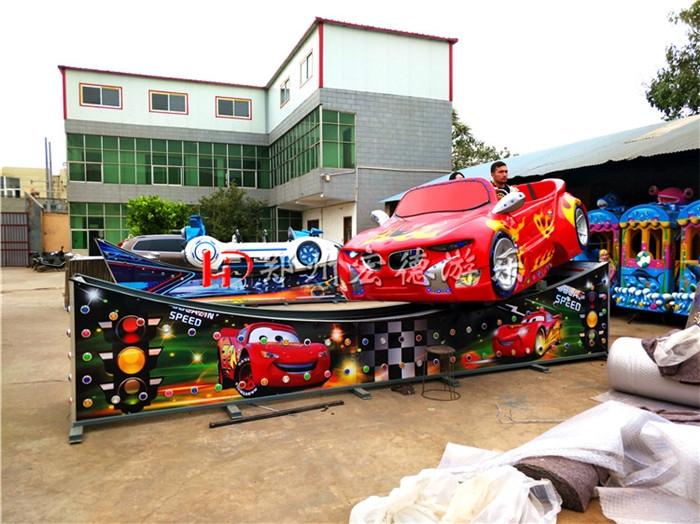 极速飞车装车拉去黑龙江哈尔滨二龙山景区